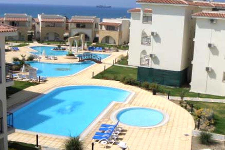 Sunrise Alderney Holiday Apartment Famagusta North Cyprus