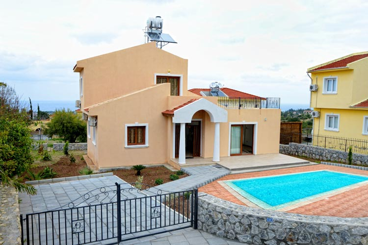 St. Hilarion Holiday Villa - Bellapais, North Cyprus